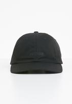 Asics Tiger - OP dad cap - black