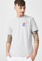 Cotton On - Tbar short sleeve tee  - grey