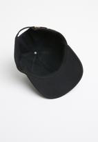 Asics Tiger - Logo cap - black