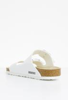 Birkenstock - Arizona wider fit - white