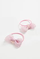 POP CANDY - Bow hairbands - pink