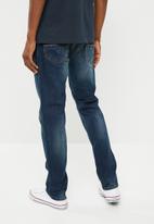 Diesel  - Thommer slim fit skinny jeans - blue