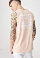 Cotton On - Tbar muscle tank - pink