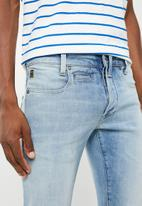 G-Star RAW - D-Staq 5-pocket slim rend super stretch - blue