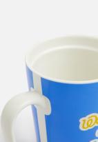 Typo - Nomad travel mug - blue