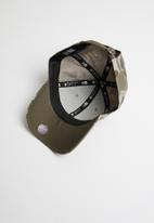 New Era - Camo 9forty - khaki green