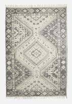 Sixth Floor - Barclay printed rug - grey