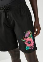 Lithe - Swim shorts - black