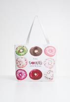 POP CANDY - Donut handbag - multi