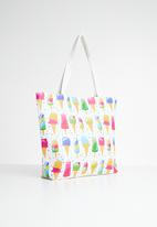 POP CANDY - Ice cream handbag - multi