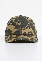 New Era - Camo 9Forty New York Yankees - green