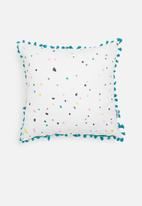 Sixth Floor - Speckle kids cushion cover - multi