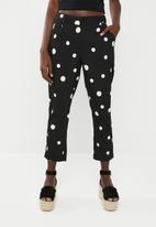 Noisy May - Maria pants - black
