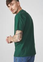 Cotton On - Tbar short sleeve tee - green