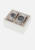 Fossil - Gift set - silver