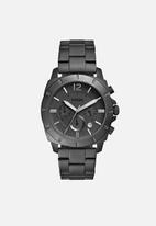Fossil - Privateer - black