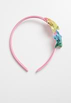 POP CANDY - Star detail headband - multi