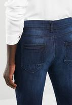 STYLE REPUBLIC - Ladies straightcut jeans - blue
