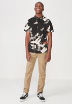 Cotton On - Vintage prep slim fit shirt - multi