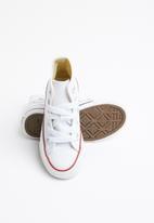 SOVIET - Viper hi cut sneaker - white