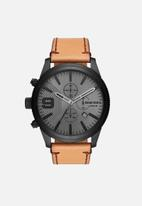 Diesel  - Rasp chrono  - brown