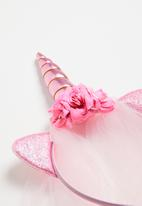 POP CANDY - Unicorn headband - pink