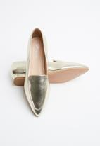 Superbalist - Lucy slip-on  - gold