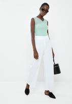 DAVID by David Tlale - Victoria top - turquoise