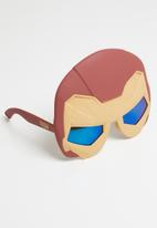 Character Fashion - The avengers super shades - beige & brown