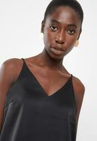 Vero Moda - Dala singlet - black
