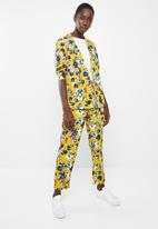 Vero Moda - Naya long sleeve blazer - yellow