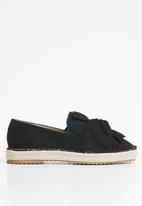 Superbalist - Ellie espadrille - black