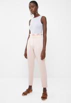Vero Moda - Dala loose pants - pink