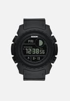 Nixon - Super unit -  black
