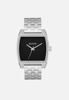 Nixon - Time tracker - silver & black