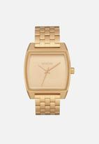 Nixon - Time tracker -  gold
