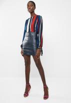 Vero Moda - Victoria long sleeve top - multi
