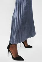 Vero Moda - Jasmine maxi skirt - blue
