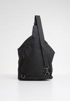 STYLE REPUBLIC - Studded shoulder bag - black