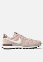 Nike - Internationalist - 828407 211 - particle beige/summit white/smokey