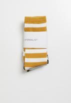 Superbalist - 2 pack stripe ankle socks - multi