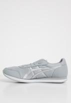 Asics Tiger - Curreo II - mid grey and silver