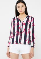ONLY - Nova lux shirt - white