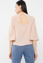 ONLY - Patrice top - pink