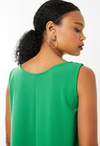 STYLE REPUBLIC - Maxi swing dress - green