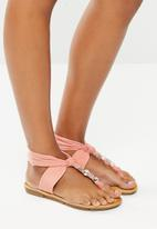 Miss Black - Ditto sandals - pink