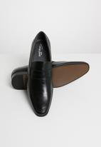 Gino Paoli - Andre slip-on- black