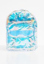 POP CANDY - Transparent backpack - multi