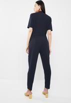 Jacqueline de Yong - Honey jumpsuit - navy