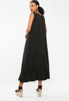 STYLE REPUBLIC - Maxi swing dress - black